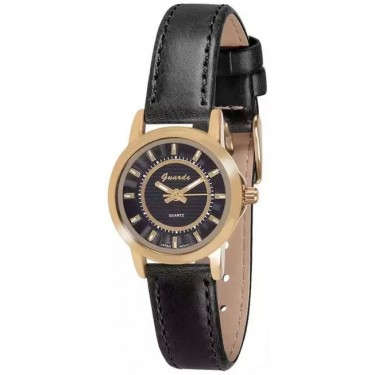 Женские часы Guardo 10523.6 чёрный