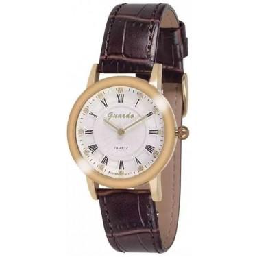 Женские часы Guardo 10593.6 сталь