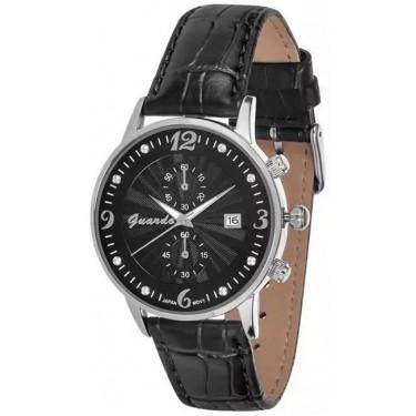 Женские часы Guardo 10594.1 чёрный