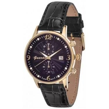 Женские часы Guardo 10594.6 чёрный
