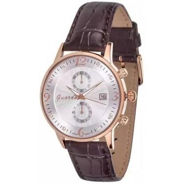 Женские часы Guardo 10594.8 сталь