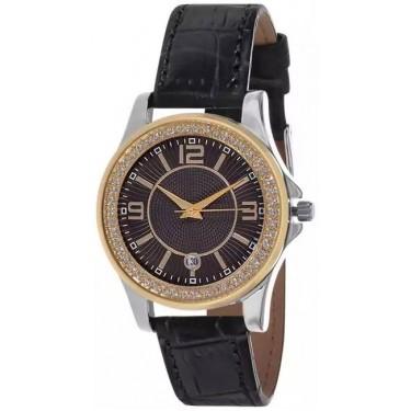 Женские часы Guardo 10597.1.6 чёрный