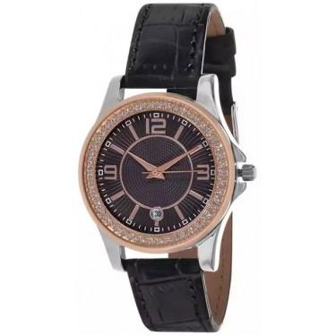 Женские часы Guardo 10597.1.8 чёрный
