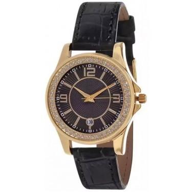 Женские часы Guardo 10597.6 чёрный