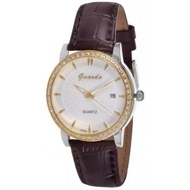 Женские часы Guardo 10603.1.6 сталь