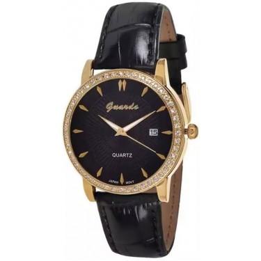 Женские часы Guardo 10603.6 чёрный