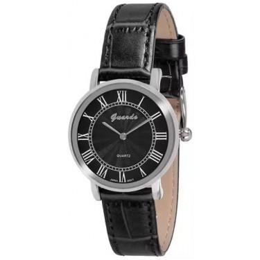 Женские часы Guardo 10616.1 чёрный
