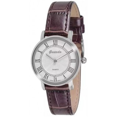 Женские часы Guardo 10616.1 сталь