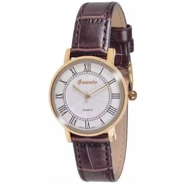 Женские часы Guardo 10616.6 сталь