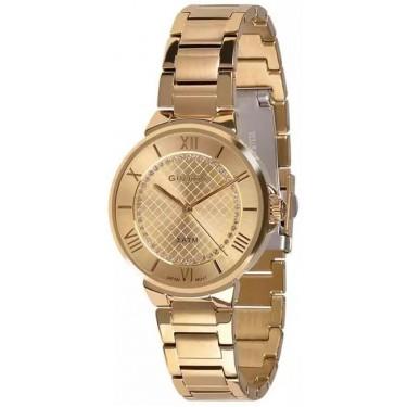 Женские часы Guardo 11267.6 золотой