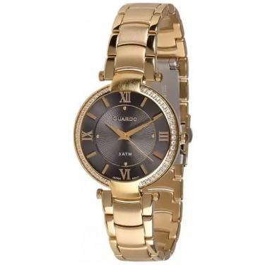 Женские часы Guardo 11382-2 чёрный