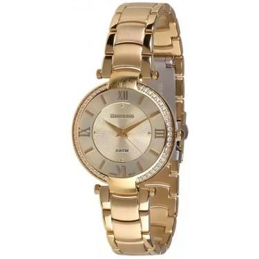 Женские часы Guardo 11382-3 золотой