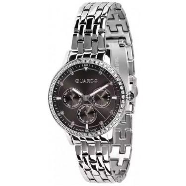 Женские часы Guardo 11461-1 чёрный