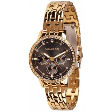 Женские часы Guardo 11461-3 чёрный