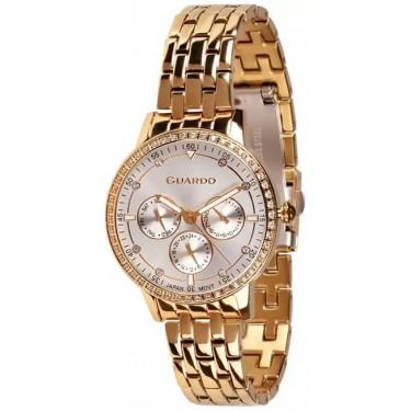 Женские часы Guardo 11461-5 сталь