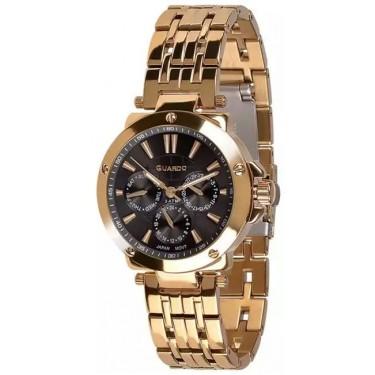 Женские часы Guardo 11463-2 чёрный