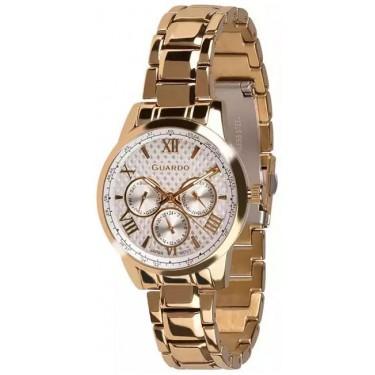Женские часы Guardo 11466-5 сталь