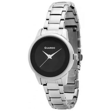 Женские часы Guardo 11466(1)-1 чёрный