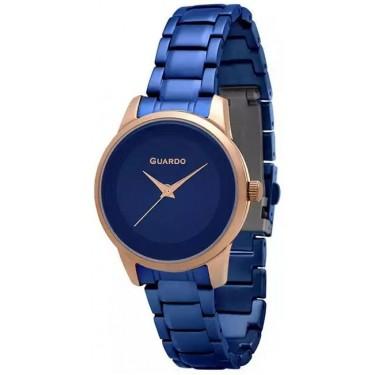 Женские часы Guardo 11466(1)-5 синий