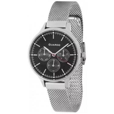 Женские часы Guardo 11636-1 чёрный