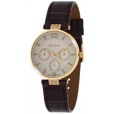Женские часы Guardo 1409(2).6 сталь