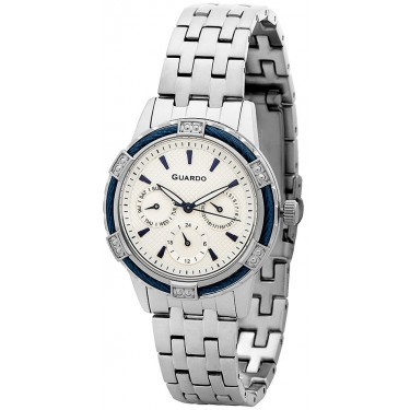 Женские часы Guardo Premium B01356-1