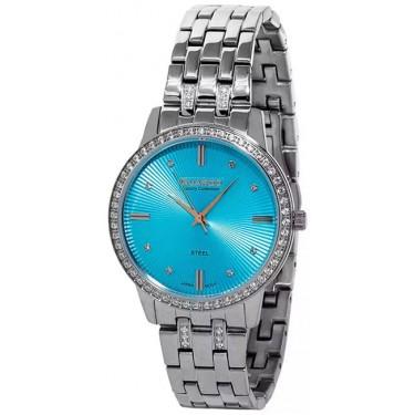 Женские часы Guardo S1871-2.1 бирюзовый