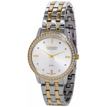 Женские часы Guardo S1871-3.1.6 сталь