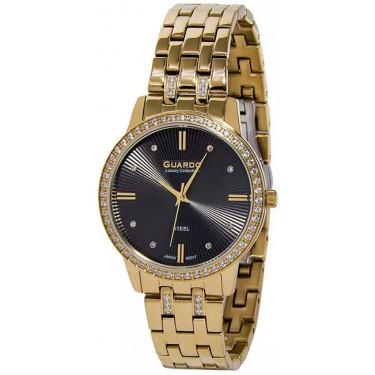 Женские часы Guardo S1871-6.6 чёрный