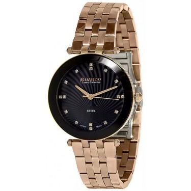 Женские часы Guardo S2066-5.8 чёрный