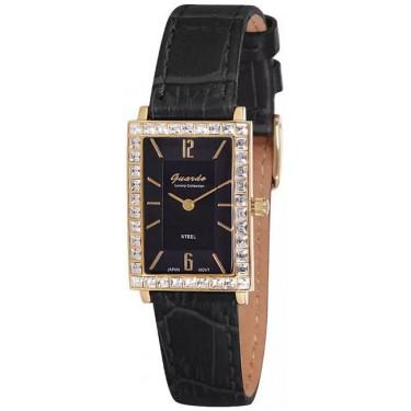 Женские часы Guardo S6764.6 чёрный