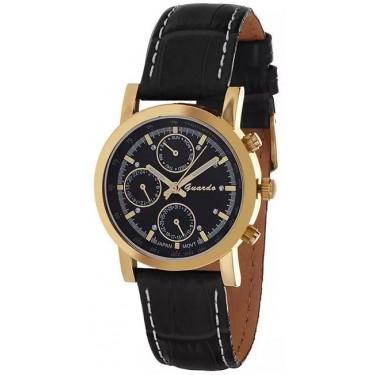 Женские часы Guardo S8370.6 чёрный