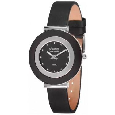 Женские часы Guardo S9280.1.5 чёрный