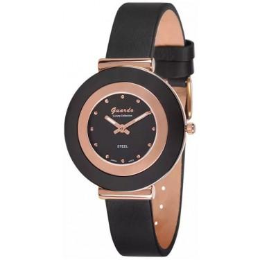 Женские часы Guardo S9280.8.5 чёрный