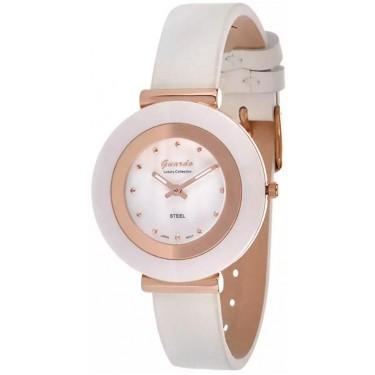 Женские часы Guardo S9280.8.7 перламутр