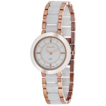 Женские часы Guardo S9294.8.7 перламутр-белый