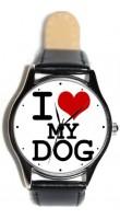 Shot Standart I love my DOG