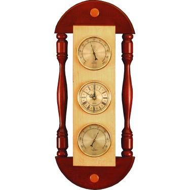 Бриг+ М-19 Барометр Метеостанция - Часы
