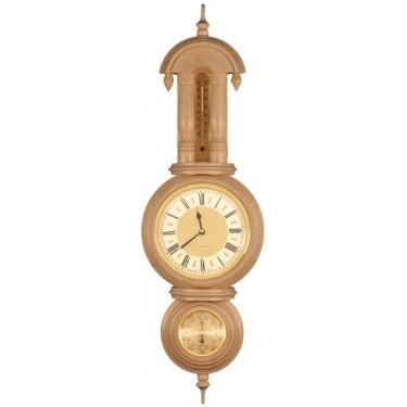 Бриг+ М-4 Часы «Слоновая кость» Метеостанция - Часы
