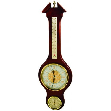 Бриг+ М-56 Часы Метеостанция-Часы