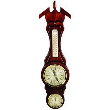 Бриг+ М-58 Часы Метеостанция-Часы