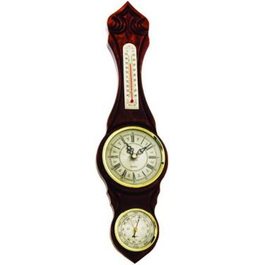 Бриг+ М-73 Часы Метеостанция-Часы