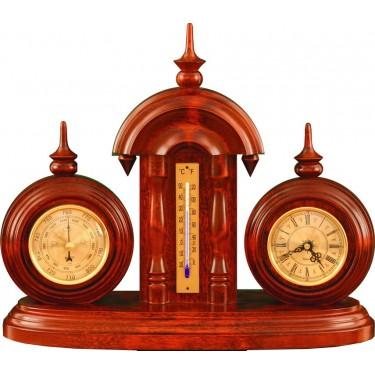 Бриг+ Н-3 Метеостанция - Часы настольная