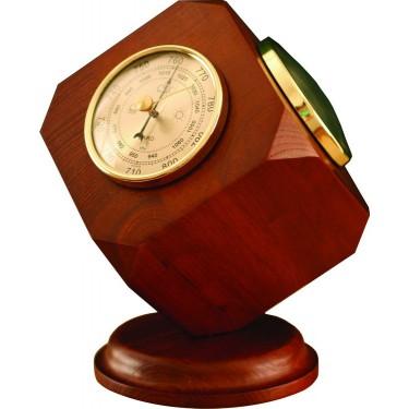 Бриг+ Н-5 Метеостанция - Часы настольная