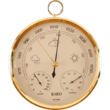 Бриг+ ПБ-15 МЕТАЛЛ GOLD Метеостанция