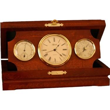 Бриг+ ШМП-4 Метеостанция - Часы в шкатулке
