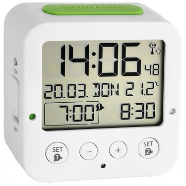 Электронные часы TFA 60.2528.02