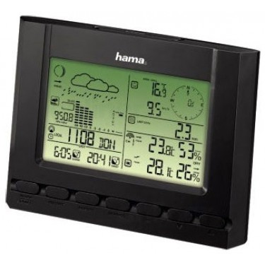 Метеостанция Hama EWS-2000