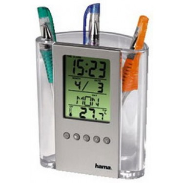 Метеостанция Hama Термометр - подставка для ручек