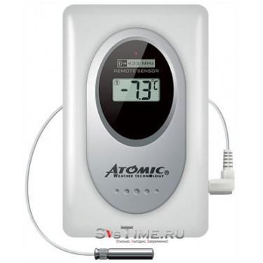 температурный датчик Atomic W339010-White